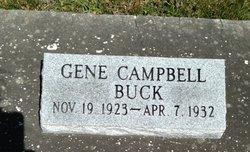 Gene Campbell Buck