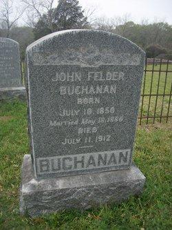John Felder Buchanan