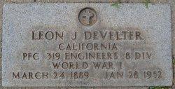 Leon J. Develter