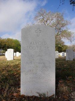 Alvoid Scott, Sr