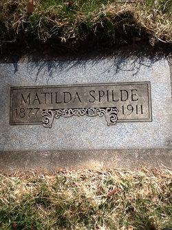 Matilda Tillie Spilde
