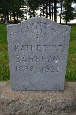 Katherine Barshaw