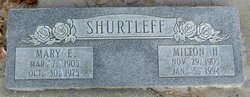 Milton Hegsted Shurtleff