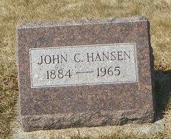 Johann Christian Friedrich John Hansen
