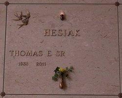 Thomas E. Hesiak