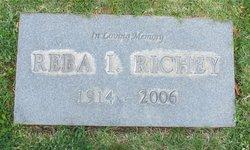 Reba I <i>Crow</i> Richey