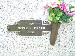 Jessie Ruth <i>Stout</i> Baker