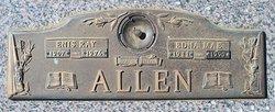 Edna <i>Pendleton</i> Allen
