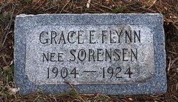 Grace E. <i>Sorensen</i> Flynn