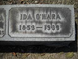 Ida <i>Sullivan</i> O'Hara