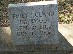 Emily Toland Haywood
