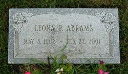 Leona Pearl Abrams
