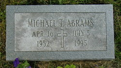 Michael Thomas Abrams