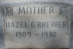 Hazel <i>Gardner</i> Brewer