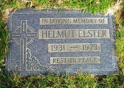 Helmut Elster