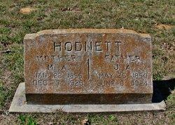J. A. Hodnett