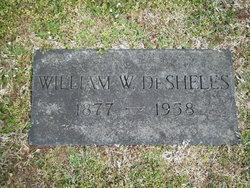 William Washington DeSheles