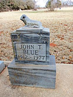 John T. Blue