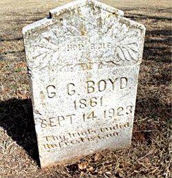 G. G. Boyd