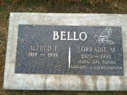 Mrs Lorraine Manerva <i>Little</i> Bello