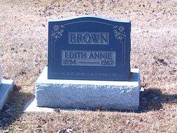 Edith Annie Brown