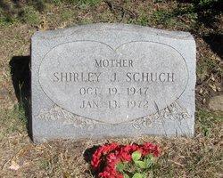 Shirley Jane <i>Spangler</i> Schuch