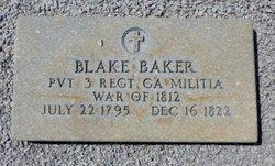 Blake H. Baker