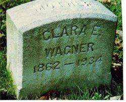 Clara E Wagner