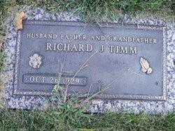 Richard James Timm