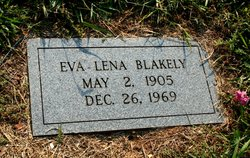 Eva Lena <i>Courtney</i> Blakely