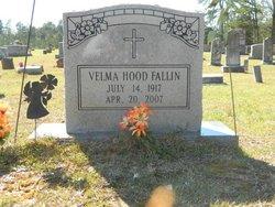 Velma <i>Hood</i> Fallin
