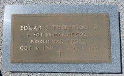 Edgar Eugene Pete Thompson, Jr