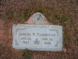 Samuel Norris Uncle Sam Thompson