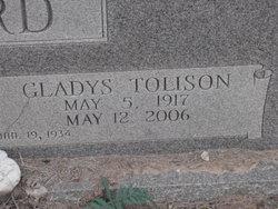 Gladys <i>Tolison</i> Baird