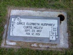 Grace Elizabeth <i>Humphrey</i> Higley