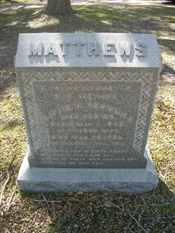 Martha Walker <i>Browning</i> Matthews