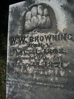 Col William Westcott Browning