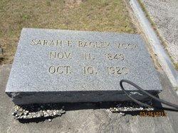 Sarah Elizabeth <i>Bagley</i> Mock