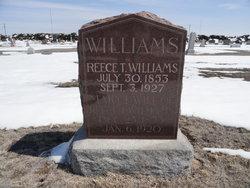 Reece T. Williams