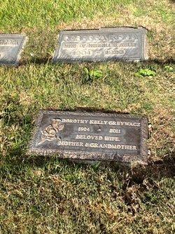 Dorothy June <i>Kelly</i> Greywacz