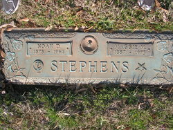 Maggie <i>Mashburn</i> Stephens
