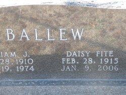 Mary Daisy <i>Fite</i> Ballew