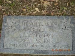 Mitchell Ray Boyd