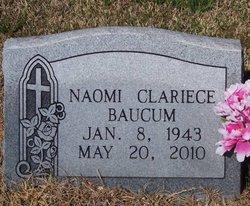 Naomi Clariece <i>Wilkinson</i> Baucum
