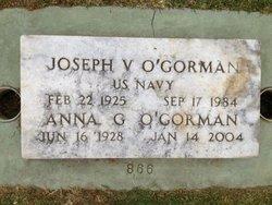 Joseph V O'Gorman