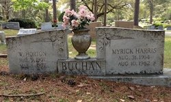 Lillian Myrick <i>Harris</i> Buchan