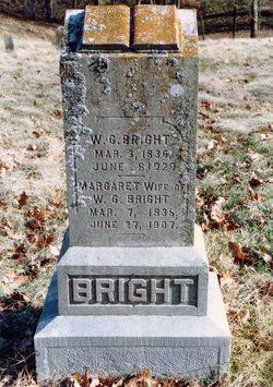 Margaret Maggie <i>Herring</i> Bright