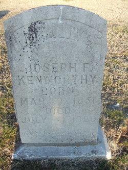 Joseph F Kenworthy
