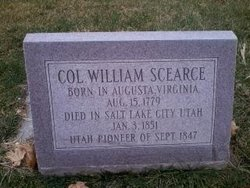 William Scearce