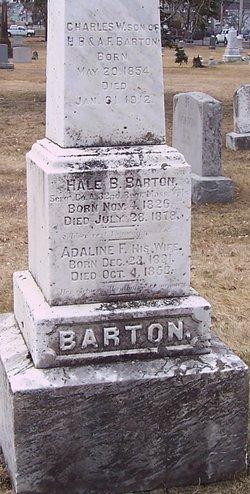 Sgt Hale Barnaby Barton